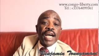 INTERVIEW DE BENJAMIN TOUNGAMANI : débat constitutionnel, stratégie politique de l'opposition, fichi