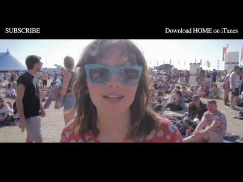 Gabrielle Aplin: Glastonbury Behind the Scenes
