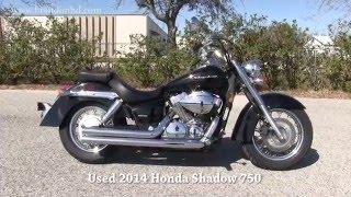 9. Used 2014 Honda Aero Shadow 750 for sale in FL