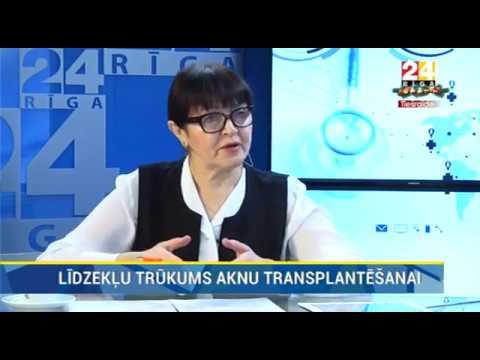 """Veselības ministre piedalās Rīga TV24 raidījumā """"Dienas personība"""""""