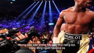 Mayweather Thắng điểm Pacquiao Trong Trận Quyền Anh Thế Kỷ