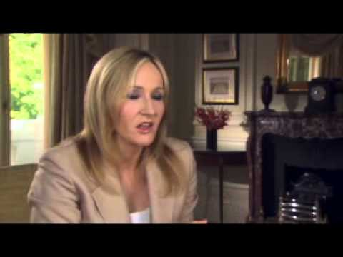 The Women Of Harry Potter – J.K. Rowling interview part 1