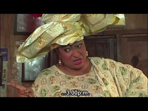 Latest Nollywood Movie Clip - Lady with the bad attitude