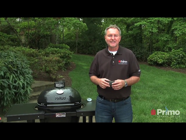 Primo University: CL02 Ceramic Grill Basics