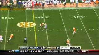 AJ Johnson vs Florida (2012)