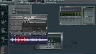 Jak samplować w FL Studio9 FPC/ How to sample in FL Studio9 FPC