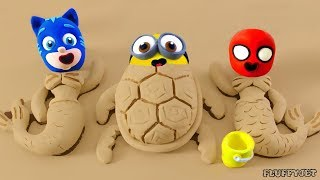 Video Superhero Baby Spiderman & superhero babies sand playtime Play Doh Cartoons Stop Motion Animations MP3, 3GP, MP4, WEBM, AVI, FLV Maret 2018