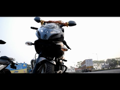 Video All new pulsar 220 F // 2018 // top speed // acceleration // walk around download in MP3, 3GP, MP4, WEBM, AVI, FLV January 2017