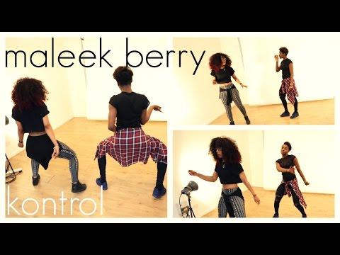 Maleek Berry - Kontrol (Dance Video) | Chop Daily