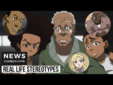 Who Each Character Represented On 'The Boondocks' - CH News