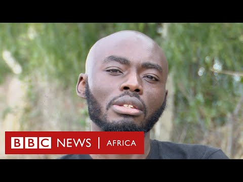 'Most men didn't believe I was raped' - BBC Africa