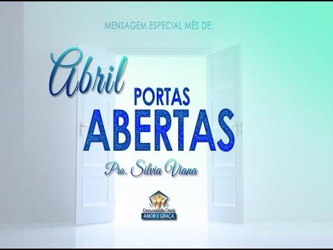 Jesus é a Porta - Pastora Silvia Viana