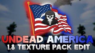 AciDic BliTzz AMERICA EDIT Texture Pack (1.8/1.9/1.10 Resource Pack)