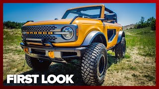 2021 Ford Bronco: First Look Review by Roadshow