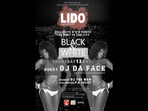 Black & White Nights @ LiDO Paradise Club, Thessaloniki, Greece