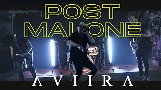 """Post Malone - """"Psycho ft. Ty Dolla $ign"""" (Metal Cover by AVIIRA)"""