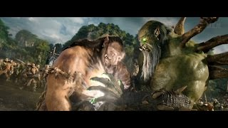 Video Warcraft (2016) -  Gul'dan vs Durotan: Mak'gora [4K] MP3, 3GP, MP4, WEBM, AVI, FLV Maret 2019