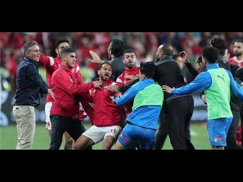 إيقاف كهربا لنهاية الموسم تعرف على عقوبات اتحاد الكرة المصري