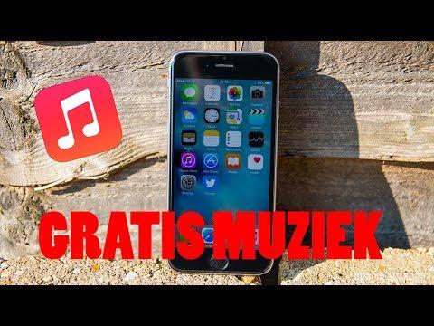GRATIS MUZIEK DOWNLOADEN OP IPHONE!!