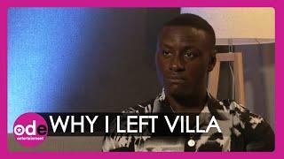 Video Sherif Lanre reveals the real reason he left the Love Island villa MP3, 3GP, MP4, WEBM, AVI, FLV Agustus 2019