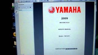 6. YAMAHA ZUMA 125cc Free PDF service manual  Now on Facebook
