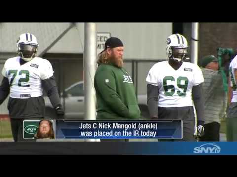 Video: Has Nick Mangold played his last game for the New York Jets?