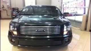 2010 Ford F-150 AWD SuperCrew Harley-Davidson Used Truck at Sherwood Park Toyota Scion