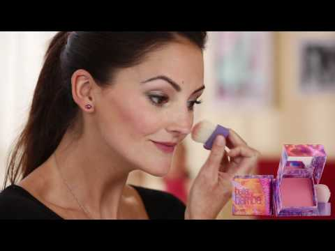 Tips & Tricks: Benefit iconic Box o' Powders