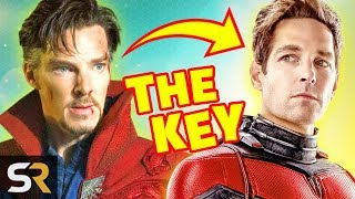 Video Marvel Theory: This Is Why Doctor Strange Gave Thanos The Time Stone In Infinity War MP3, 3GP, MP4, WEBM, AVI, FLV Mei 2019