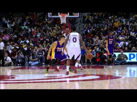Jeff Teague Top 10 Plays: 2015 NBA All Star Reserve