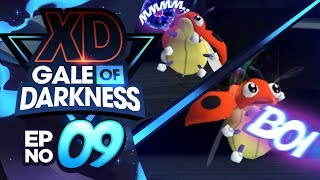 [09] VENT GANG Pokémon XD Gale of Darkness Let's Play w/ TheKingNappy by King Nappy