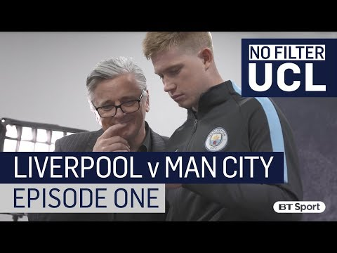 "Liverpool Vs Man City: ""The Bigger The Rivalry, The Greater The Incentive"" - No Filter UCL"