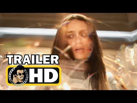 ANT-MAN AND THE WASP (2018) Blu-ray Trailer HD