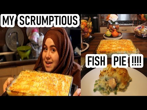 COOK WITH ME | HOMEMADE EASY FISH PIE | Marwa Chebbi