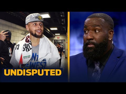 Steph's dominance shows KD should be Warriors' second option if he returns — Perkins   UNDISPUTED