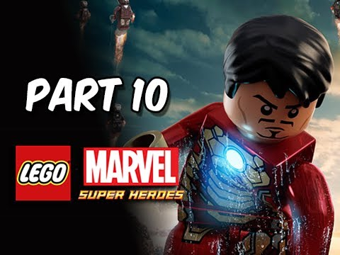 iron man - LEGO Marvel Super Heroes Gameplay Walkthrough - Part 1 Sand Central Station (Let's Play Commentary) http://www.youtube.com/watch?v=3Tq8-r_Mtyc NEW Lego Marve...