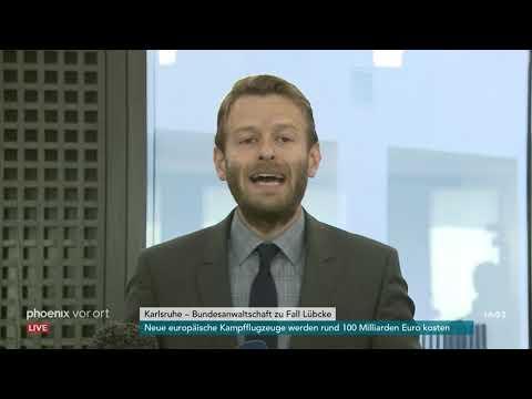 Pressekonferenz der Bundesanwaltschaft zur Übernahme d ...