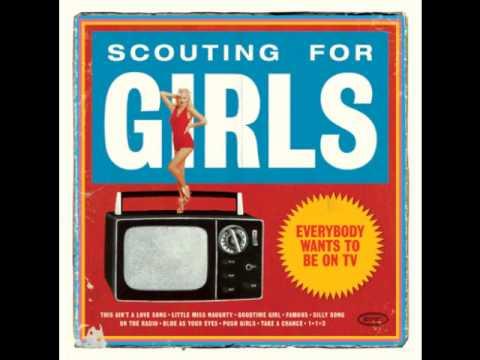 Tekst piosenki Scouting for girls - Blue As Your Eyes po polsku