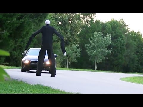 SLENDER MAN PRANK 2018!! (Slender Man Sightings & New Movie)   JOOGSQUAD PPJT