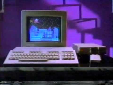 Computer Commercial:Commodore C128 1985 Commodore US