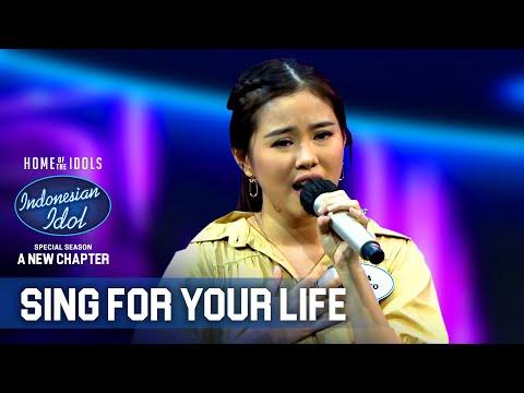 MELISA HARTANTO - KAMU DAN KENANGAN (Maudy Ayunda) - Indonesian Idol 2021
