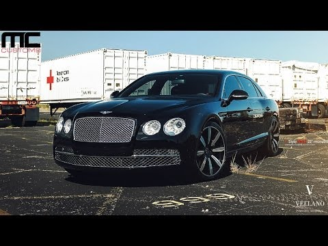 MC Customs Bentley Flying Spur W12 Mulliner 2