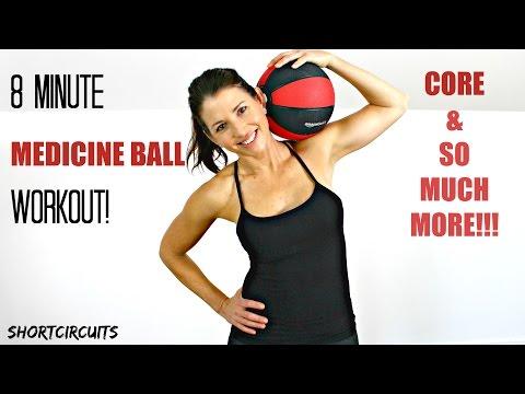 볼을 활용한 8분 운동법