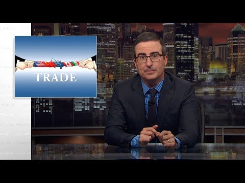 Trade Last Week Tonight with John Oliver