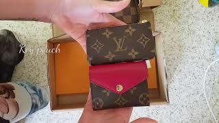 Video Louis Vuitton Zoé wallet comparison Rosalie, key pouch & mini pochette MP3, 3GP, MP4, WEBM, AVI, FLV Juni 2018
