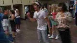 High School Musical 2 - All for One Rehearsal
