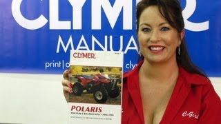 5. Clymer Manuals Polaris Magnum Manual 425 2X4 4X4 6X6 Big Boss Manual 500 6X6 ATV manual Video