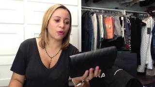 Hi, watch my reveal of Chanel exchanges and exfoliation of damaged items and why I exchanged! Enjoy!!