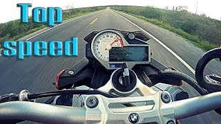 2. Top Speed BMW S1000R (TODA ORIGINAL)