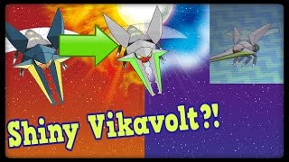 Pokemon Sun and Moon! How to get a SHINY VIKAVOLT in your PokeDex! by Master Jigglypuff and Friends